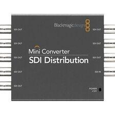 BlackMagic Design CONVMSDIDA 1X8 HD-SDI Distribution Converter Ship Free USA