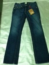 MEN'S $257 TRUE RELIGION HAND STITCH RICK REVOLVER JEANS  29X34