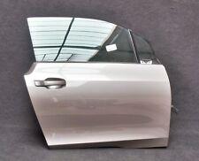 BMW I3 I01 Tür vorne rechts VR Beifahrer Andesitsilber Metallic mit Akenzt B81