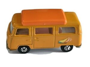 VINTAGE 1970 #23 VOLKSWAGON CAMPER Matchbox Lesney - MINT CONDITION