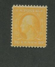 1909 United States Postage Stamp #338 Mint Hinged F/VF Original Gum