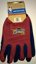 CLEVELAND CAVALIERS TECHNOLOGY TEXTING GLOVES FREE SHIPPING!