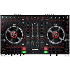 Numark NS6II USB DJ Controller w/ 4-Channel Mixer, Dual USB 2.0, Full Serato DJ