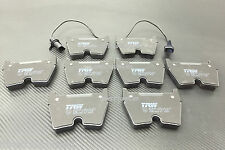 AUDI R8 COUPE - SPYDER 4.2 5.2 TRW FRONT BRAKE PADS 8T0698151B