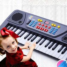 EG_ Educational 37 Keys Electronic Keyboard Musical Toy + Mic Gift for Children