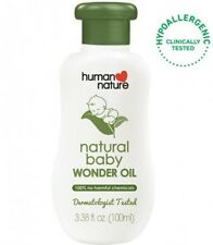 Gaia Human Nature - Baby Wonder Oil (100ml) - 100% Natural Baby Care