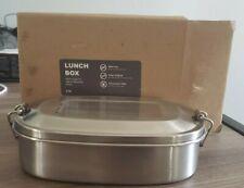 Stainless Steel Bento Lunch Box 0.5L NEW - Bottle Bottle