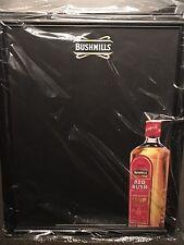 Black Bush /Red Bush Chalk Board   21 By 27 Inches. New
