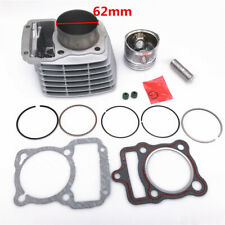 62mm Motorcycle Cylinder Big Bore For Honda CG125 CG 125 CARGO TODAY TITAN ML