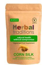 Herbal Traditions Corn Silk Capsules
