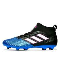 newest 0c735 bc845 ADIDAS Blu Blast ACE 17.3 FG Sock primemesh Da Uomo Scarpe Da Calcio  Taglia 10