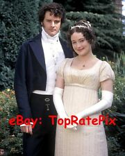 JENNIFER EHLE with COLIN FIRTH  -  Pride and Prejudice  -  8x10 Photo #9