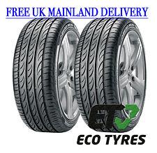 2X Tyres 255 35 ZR19 96Y XL Pirelli PZero NERO GT E B 73dB