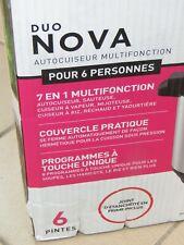 Instant Pot Duo Nova Pressure Cooker - 6Qt Model Number: 6QT Duo Nova