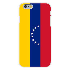 Venezuela Country National Flag Fits iPhone 6+ Plastic Snap On Case Cover New