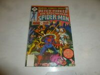 PETER PARKER - THE SPECTACULAR SPIDER-MAN - No 12 - Date 11/1977 - Marvel Comic