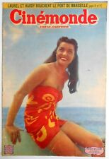 ►CINE MONDE 838/1950-ESTHER WILLIAMS - TRACY - LAURENCE OLIVIER - VIVIEN LEIGH