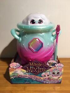 Magic Mixies Magical Misting Cauldron Rainbow Mix Limited Edition New In Hand!