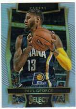 2016-17 Panini Select Concourse Level Silver Prizm #17 Paul George Pacers