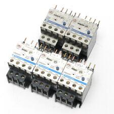 Telemecanique LR2K0307 1.2-1.8 Amp Overload Relay, 5pcs, Used