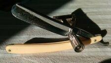 Coupe Chou RADIUM 10 Shave Ready Straight Razor Rasoir Rasermessier Navaja Raso