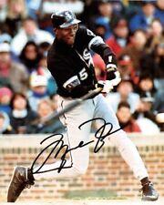 Michael Jordan Autograph 8x10 Signed Chicago Bulls White Sox