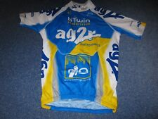 AG2R PREVOYANCE B'TWIN RACING BOULANGERIE DECATHLON CYCLING JERSEY [XL] NOS