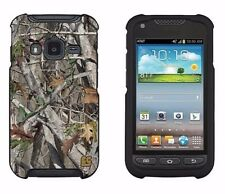For Samsung Galaxy Rugby Pro i547 Protector Case Design Cover Hunter Camo