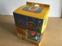 Super Mario Maker + Amiibo - Nintendo Wii U TESTED/WORKING UK PAL