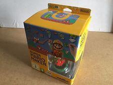 Super Mario Maker + Amiibo - Nintendo Wii U TESTED/WORKING UK PAL
