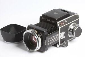 Rollei Rolleiflex SL66 mit Rollei HFT Planar 2,8/80 Lens