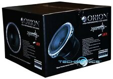 """ORION XTRPRO124D CAR AUDIO STEREO 12"""" SUBWOOFER 5000 WATTS LOUD COMPETITION"""