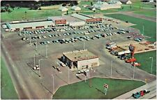 Co-op Shopping Center, Eau Claire, Wisconsin - Highland Avenue area of East Hill