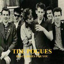 THE POGUES black roses for you 1984 ...legendary celtic folk punk shane macgowan