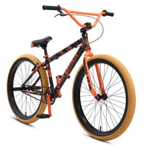"2021 SE Bikes 26"" Blocks Flyer Orange Camo  New-IN-The Box / Ready 2 Ship"