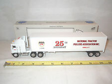 NTPA 25th Anniversary  Kenworth Semi With Van Trailer By SpecCast  1/64th Scale