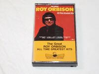 The Great Roy Orbison All-Time Greatest Hits Cassette Tape 1986 Halt