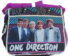 ONE DIRECTION MESSENGER BAG Harry Styles Louis Niall Liam
