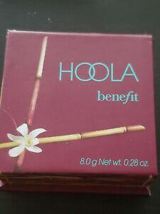 Benefit Hoola Matte Powder Bronzer Full Size 8g/.28oz ~ Pick Your Color