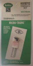 MICRO-TRAINS Kadee N SCALE 1115 MAGNE-MATIC COUPLER CONVERSIONS KIT BACHMANN