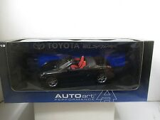1/18 AUTOART PERFORMANCE TOYOTA MR2 SPYDER