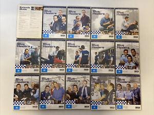 Blue Heelers DVD Seasons 1 2 3 4 5 6 7 8 Region 4 Australian Drama Wood McCune