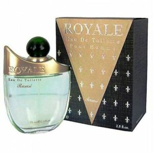 Royale Pour Homme by Rasasi EDT Perfume for Men 75 ml Free shipping.