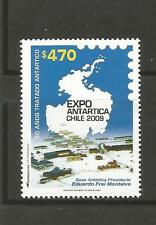EXPO ANTARTICA 2009 MNH / ANTARTIC STAMP SHOW 2009