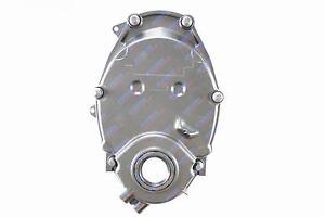 Chevy GMC 4.3 4.3L 262 V6 Vortec Timing Cover w/o crank sensor hole 1996-2007
