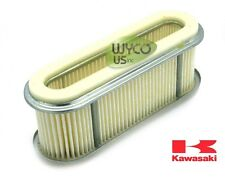 OEM KAWASAKI, AIR FILTER ELEMENT 11013-2021, FB460V ENGINES, LAWNMOWERS,TRACTORS