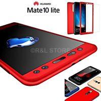 COVER per Huawei Mate 10 Lite CUSTODIA Fronte Retro 360°PROTEZIONE RIGIDA Totale