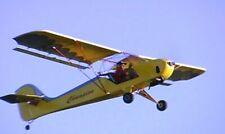 Avid Champion American Ultralight Aircraft Desktop Kiln Dried Wood Model Regular