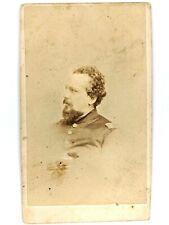 New listing Original Civil War CdV Union Captain Officer Soldier Photo Military Antique UnId