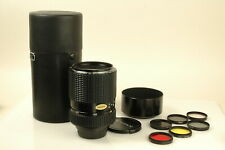 Near Mint Pentax SMC 400-600mm F/8-12 Reflex Zoom K Mount Lens Made In Japan